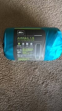 REI Women's AirRail 1.5 Self Inflating Sleeping Pad Reston, 20190