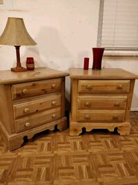 Nice 2 night stand with big drawers in good condit Annandale, 22003