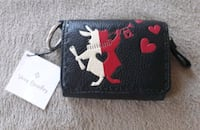 Vera Bradley Alice in Wonderland NWT Wallet New York, 10035