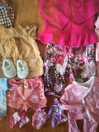 Baby girl clothes/outfits