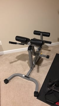 Hyper extension Back and abdominal exercise bench Ashburn, 20148