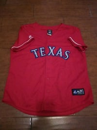 Youth Xl Texas Rangers Jersey El Paso, 79936