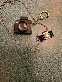 CAMERA necklace & keychain  Fairfax, 22031