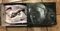 Lebron 8 v/2 size 12- near mint condition. Originally bought for 160 Austin, 78729