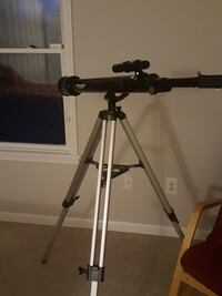 black and gray Polaris telescope with stand Rockaway, 07866
