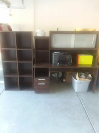 Nice desk $130 firm price. Pick up only  North Las Vegas, 89032