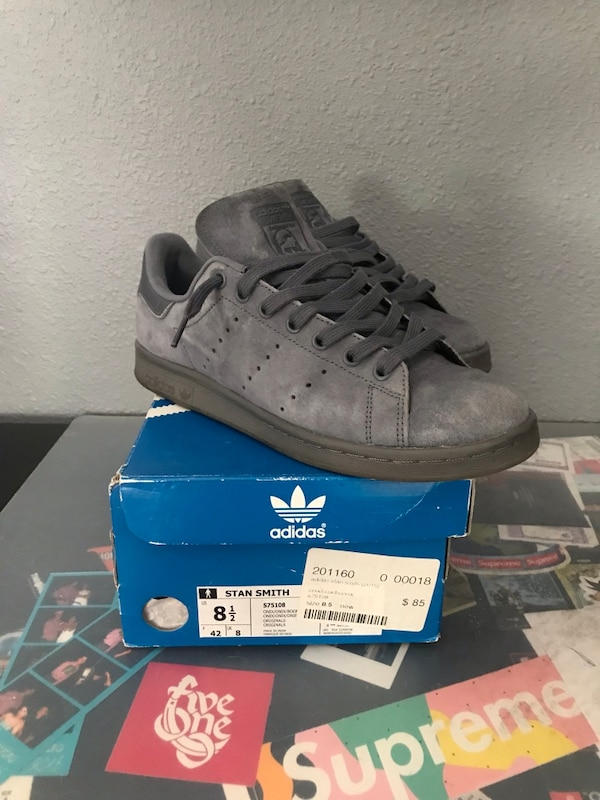 new product 95443 1d40b Adidas Stan Smith