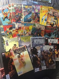 Wolverine comic book collection Central Point, 97502