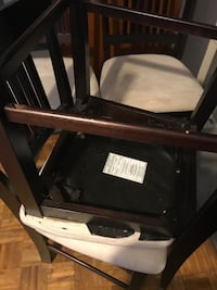Broken counter height chairs - can be fixed