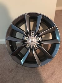 2019 Honda Civic alloy rims