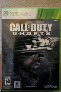 Call of Duty Ghosts for X Box 360 Mission, 78574