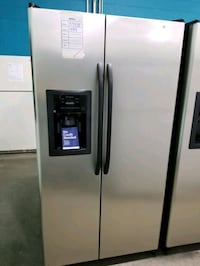 Ge 36x69 side by side refrigerator  Nesconset, 11767