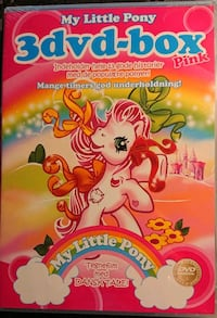 My Little Pony Tales (1992) DVD Skedsmo, 2010