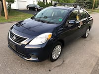 2012 NISSAN VERSA - AUTOMATIC - ONE OWNER - GAS SAVER - 4CYL - EXTRA CLEAN - MINT Methuen, 01844