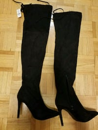 Size 6 Thigh-High Boot Toronto, M4X 1R3