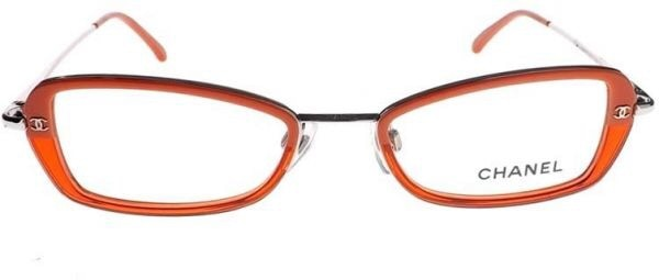 VERY RARE! Chanel Eyeglasses 2158 in Red