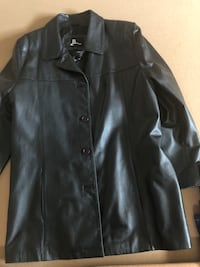 Beautiful black ladies leather jacket Edmonton, T5Z 3R3