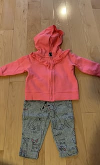 Carters 6 month 2 piece outfit Mississauga, L5B 0C5