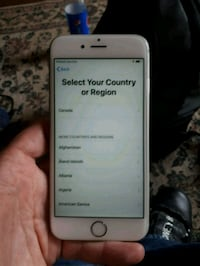 Mint condition IPhone 6s 586 km