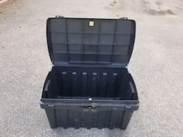 DEAL! Contico Xtreme Tuff Box 53- Gallon, black