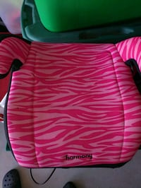 Harmony pink booster seat Katy, 77449