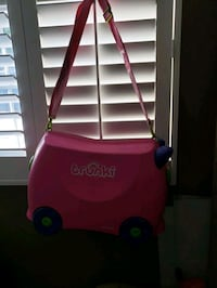 Trunki carry on kids luggage