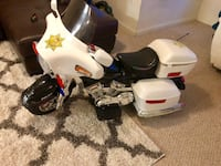 Rechargeable Police Bike in like new condition Orlando, 32825