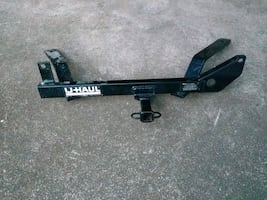 U-Haul trailer hitch