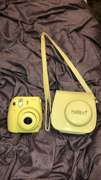 Fujifilm Instax Mini 8 Instant Camera. $50. Works great. Just needs film. 2203 mi