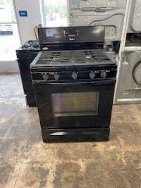 WE DELIVER! Whirlpool Gas Stove Oven 5 Burner Self Cleaning #770