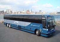 Selling greyhound bookings and tickets Carleton, 48117