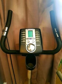 Top of the line stationary bike like new Toronto, M4X 1G3