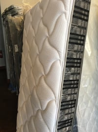Mattress - New Full Size pillowtop Brighton, 80601