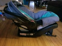 Graco car seat with base  Ingersoll, N5C 2X5