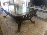 Beautiful solid wood coffee table  Vancouver, V6B 1G2