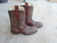 Rockin leather boots $80 obo Johnson City, 37601