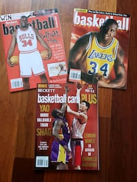 Shaquille O'neal Lakers NBA basketball magazines  Gresham, 97030