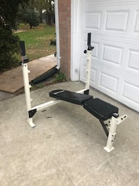 Weight Bench Olympic