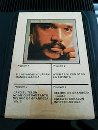 8-Track Tape of Bobby Valentin - Spanish  Purcellville, 20132