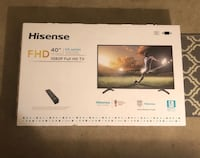 Hisense flat screen tv box Norfolk, 23505