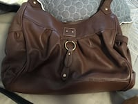 Concealed Carry Leather Purse