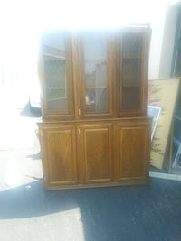 brown wooden cabinet with drawer Albuquerque, 87112