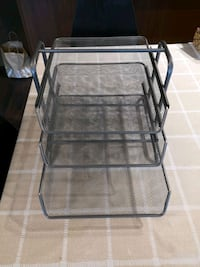 file rack, brand new condition