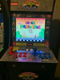 Used Arcade 1up HACK & MOD to upgrade or put thousands for
