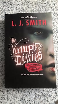 Book: Vampire Diaries Gerrardstown, 25420