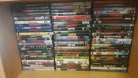 assorted DVD movie case lot Olympia, 98503