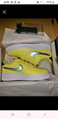 new nike air force 1s