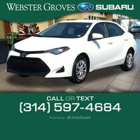 2018 Toyota Corolla LE Webster Groves, 63119