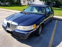 2001 Lincoln Town Car West Des Moines, 50266