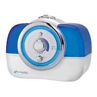 GERMGUARDIAN H4500 Warm and Cool Mist Ultrasonic HUMIDIFIER 120 HOUR 2.4-GALLONS Freeport, 11520